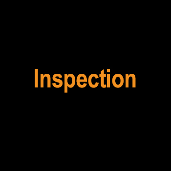 Inspection II.