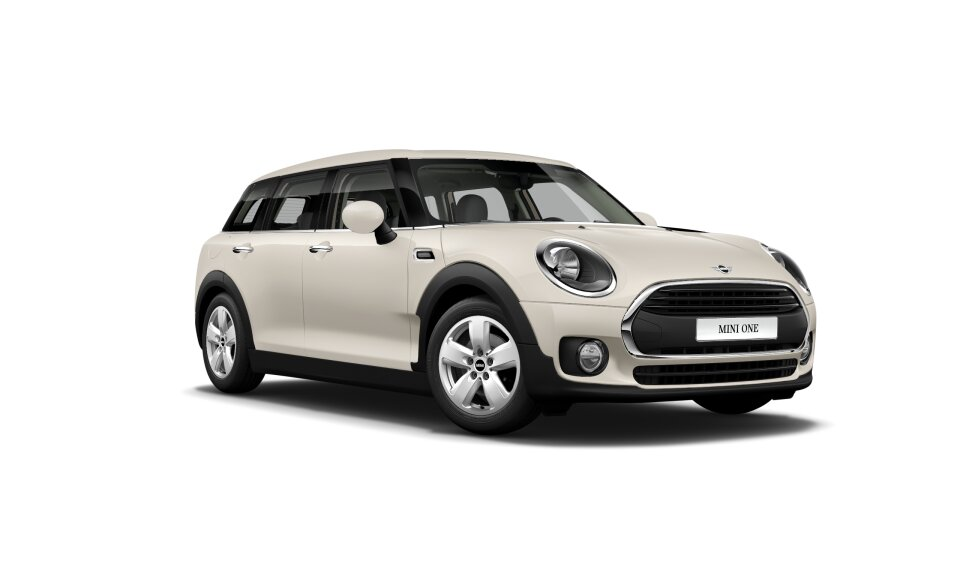 MINI CLUBMAN CITY ONE D CLASSIC